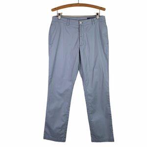 Vineyard Vines Slim Fit Club Pants Blue 33x32